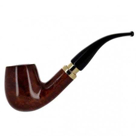 Pipe AM Oro Marrone Courbée 475