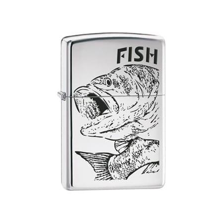 Zippo Fish Big Mouth