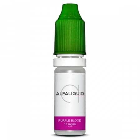 Eliquide Alfaliquid Purple Blood