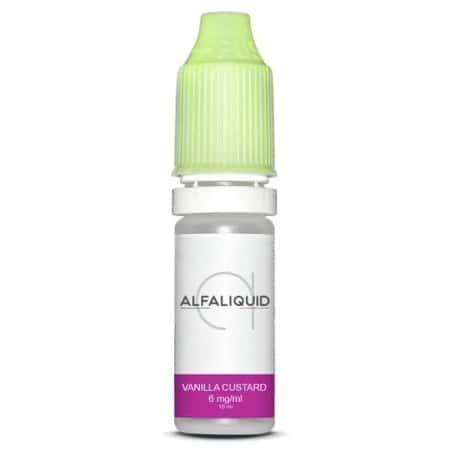 Eliquide Alfaliquid Vanilla custard