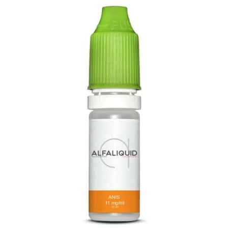 Eliquide Alfaliquid Anis
