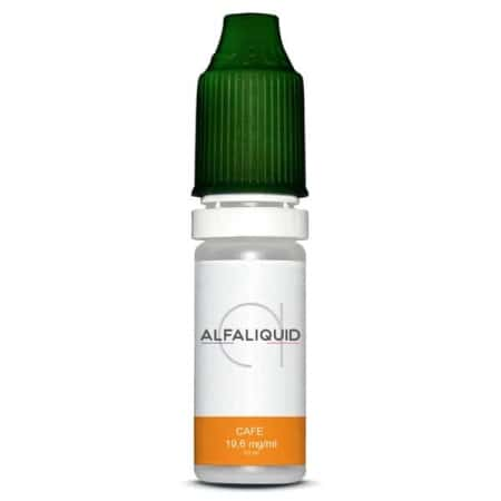 Eliquide Alfaliquid Café
