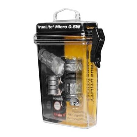 Porte Clés Mini Lampe Torche Micro