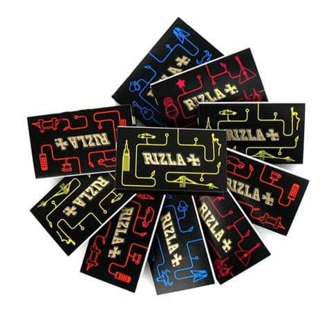 Papier à rouler Rizla Black Edition Limitée x 10