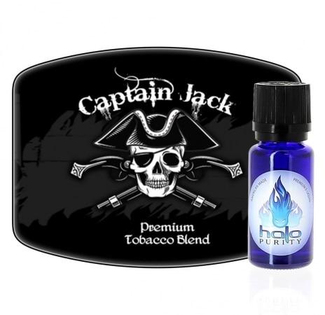 E liquide Captain Jack 15ml