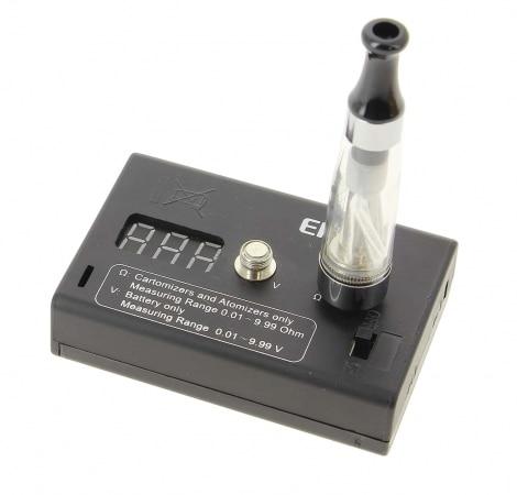 Support digital Ohmmètre et Voltmètre