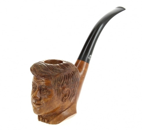 Pipe de Cogolin Sculptée Kennedy