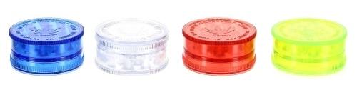 Grinder magnétique plastique couleur surprise