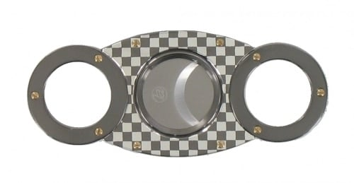 Coupe cigares Damier Rond