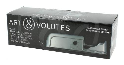 Machine à tuber électrique Deluxe Art et Volutes
