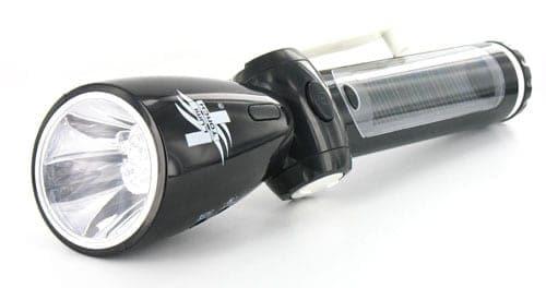 lampe torche 7 led dynamo et solaire 14 90. Black Bedroom Furniture Sets. Home Design Ideas