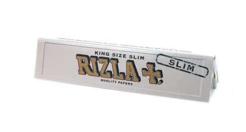 Papier à rouler Rizla + Slim Gris x 50