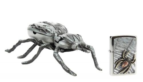 Zippo Spider on the edge 81Z036