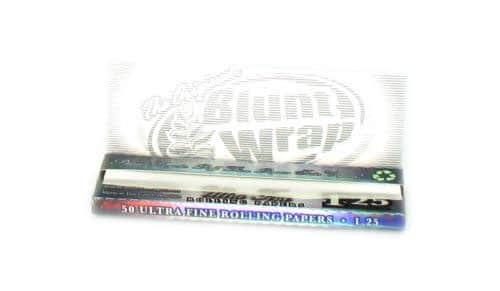 Papier à rouler Blunt Wrap Silver 1.25 x 1