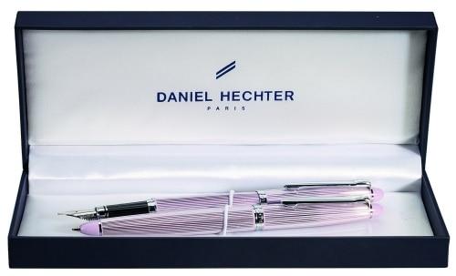 Parure stylo Daniel Hechter Paris Rose