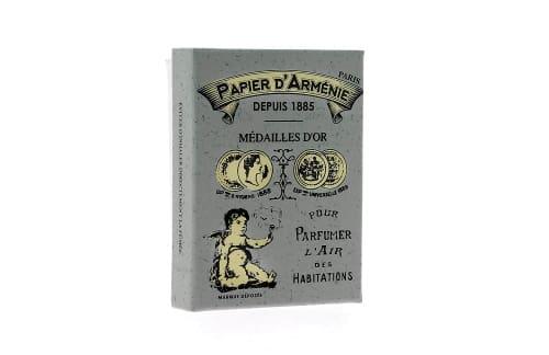 Papier d'Arménie Coffret Vintage Tradition- 6 carnets