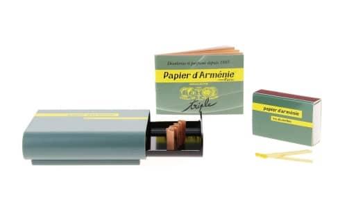 Papier d'Arménie le Kit de voyage