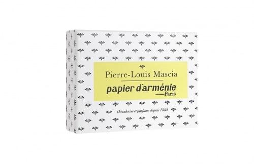 Papier d'Arménie Coffret Pierre-Louis Mascia - 6 carnets