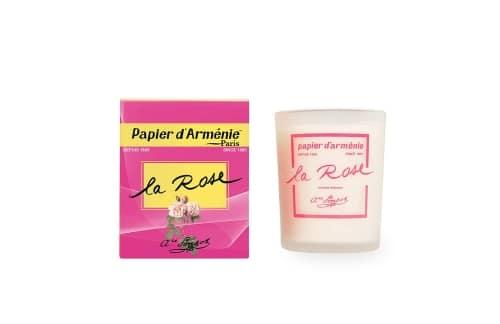 Bougie Parfumée papier d\'Arménie