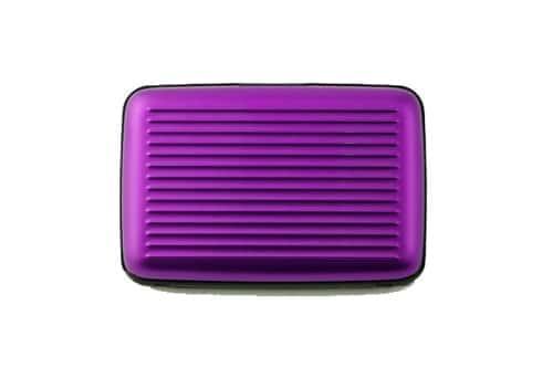 etui porte cartes ogon stockholm violet 29 00. Black Bedroom Furniture Sets. Home Design Ideas