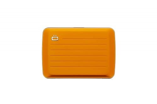 Etui Porte Cartes Ogon Stockholm V2 Orange