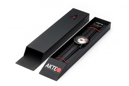 Montre Akteo Automobile Black 42