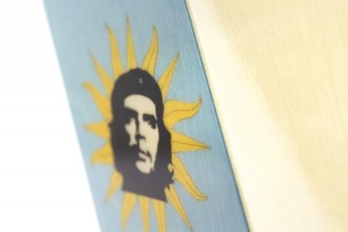 Briquet de table Elie Bleu Ché Argentine