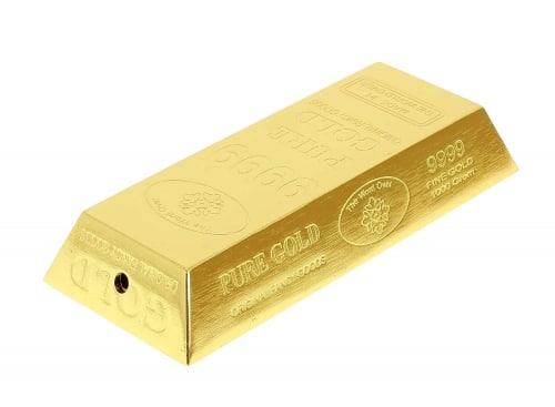 Briquet de table Lingot d'Or