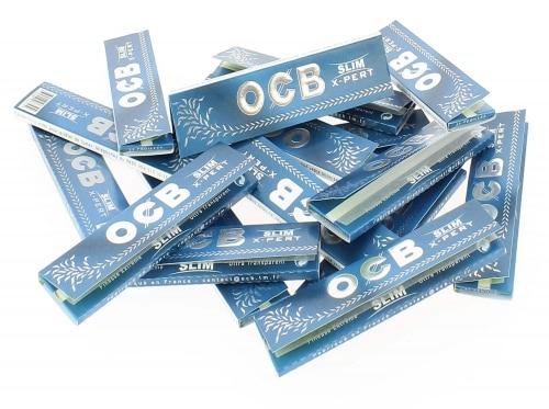 Papier à rouler OCB Slim X-pert x 25