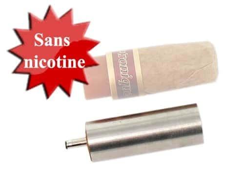 Recharge Cigare électronique sans nicotine KYF