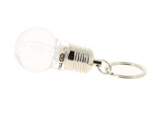 Porte Clés Lampe Ampoule