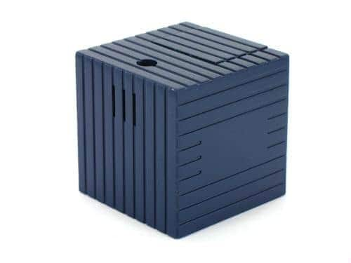 Briquet de table Cube Bleu