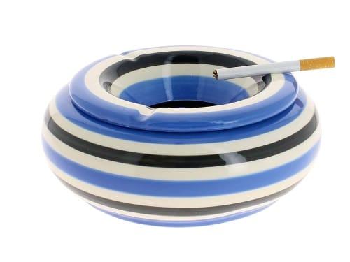 Cendrier Céramique XL Bleu