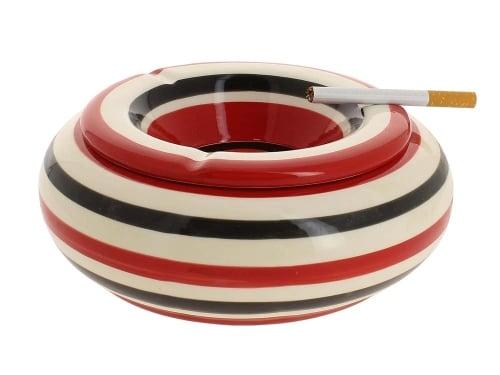 Cendrier Céramique XL Rouge