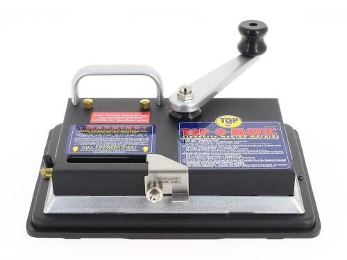 Machine à tuber Top-O-Matic Métal Noir