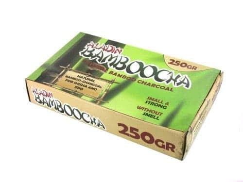 Charbon Bamboocha 250 gr