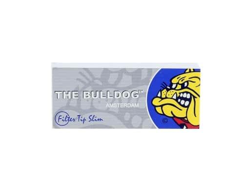 Filtres en carton The Bulldog perforés x 10