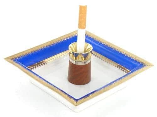 Etouffoir à cigarettes Senteur Marron