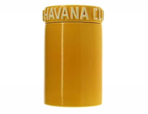 Jarre à cigares Havana Club Jaune