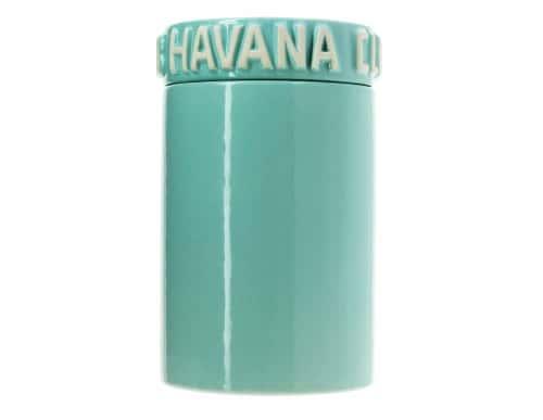 Jarre à cigares Havana Club Bleue