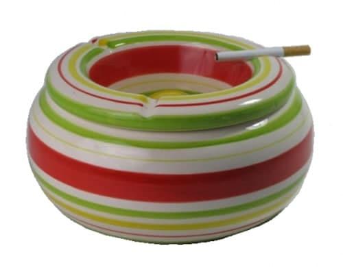 Cendrier Céramique XXL Multicolore