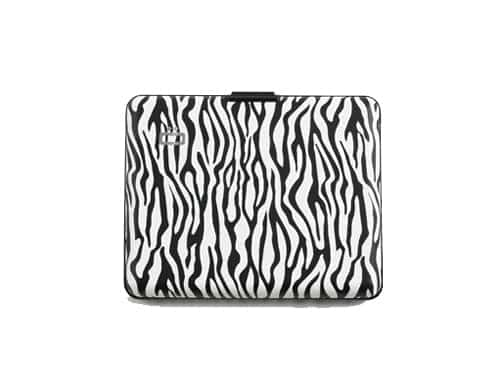 Portefeuille Ogon 6A Zebra