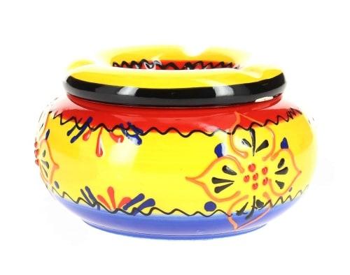 Cendrier céramique Tex Mex