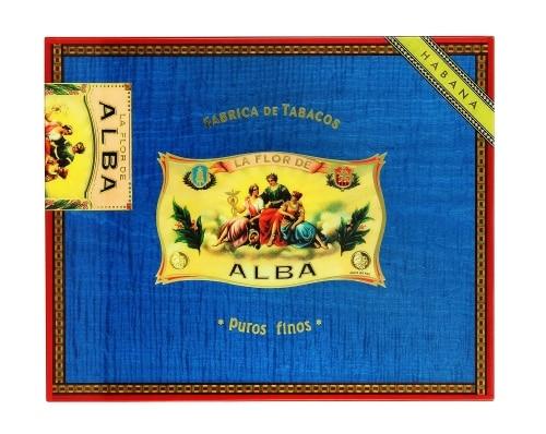 Cave a cigare Elie Bleu Flor de ALba Bleue