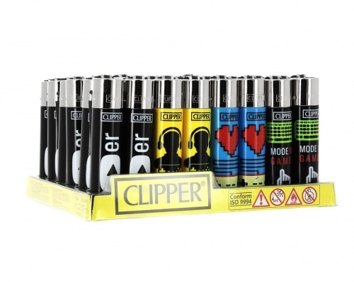 Briquet Clipper Gamers x48