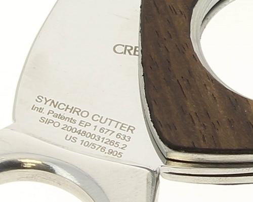Coupe cigare Credo Synchro Ebene de Macassar