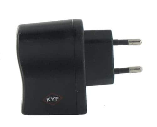 Chargeur Secteur Cigarette électronique KYF