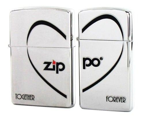 Zippo Ensemble pour Toujours 2