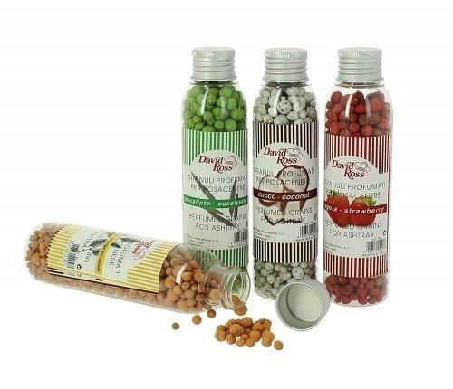 Grain parfumé pour cendrier Eucalyptus
