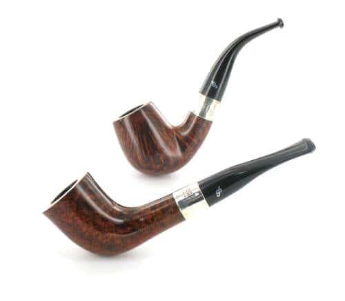 Coffret Peterson 2 pipes Antique